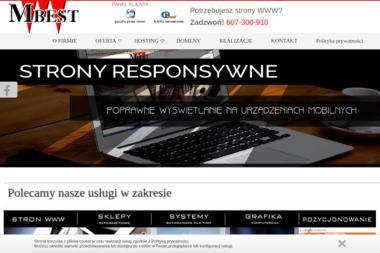 MBEST Piotr Michalski - Agencja interaktywna Wolsztyn