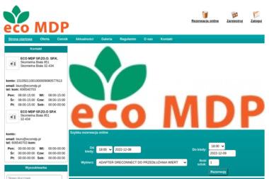 MDP INTERNATIONAL HANDEL - Wynajem Szalunków Skomielna-Biała