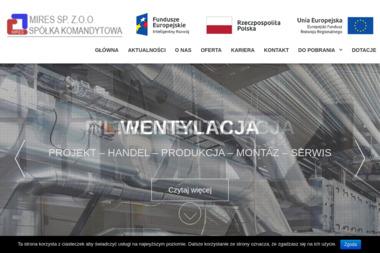 Mires - Systemy wentylacyjne Toruń