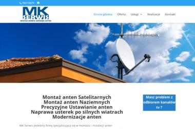 MK Sewis - montaż, serwis naprawa anten - Montaż Anteny Wrocław