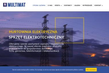 MULTIMAT - Hurtownia elektryczna - Gniazda Elektryczne Nowy Sącz