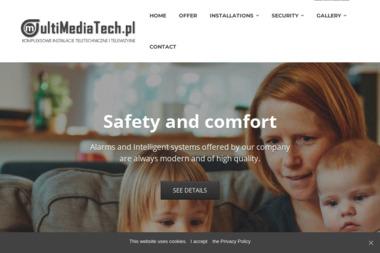 MultiMediaTech - Alarmy Olecko