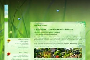 PPHU OGRODY - Projektowanie ogrodów Elbląg
