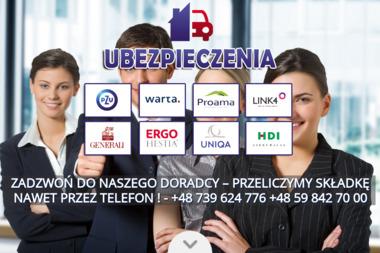 UBEZPIECZENIA - Bartłomiej Stawiarz - Ubezpieczenie samochodu Słupsk