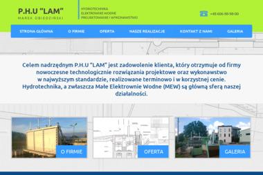 """P.H.U """"LAM"""" - Zbrojarz Bielawa"""