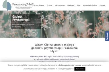 Pracownia Myśli Gabinet Psychoterapii - Psycholog Kołobrzeg