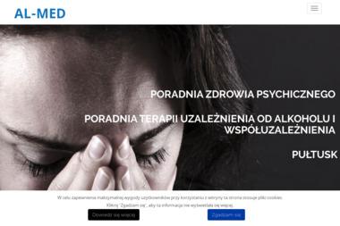 AL-MED - Psycholog Pułtusk