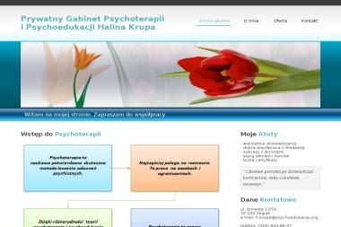 Prywatny Gabinet Psychoterapii i Psychoedukacji Halina Krupa - Psycholog Słupsk