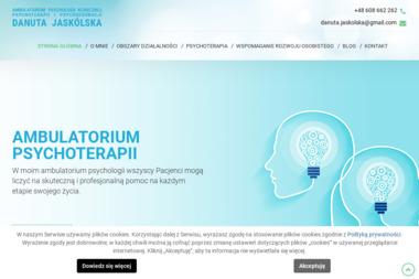 Ambulatorium Psychologii Klinicznej Psychoterapii i Psychoedukacji - Psycholog Bydgoszcz