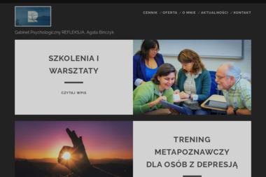 Gabinet Psychologiczny REFLEKSJA - Psycholog Tomaszów Mazowiecki