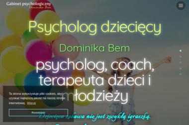 Gabinet Psychologiczny Dominika Bem - Psycholog Bydgoszcz