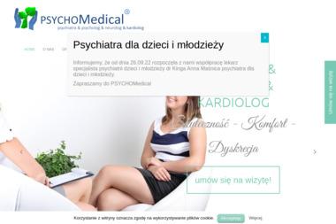 PSYCHOMedical - Terapia uzależnień Bielsko-Biała