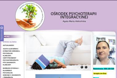 Ośrodek Psychoterapii Integracyjnej - Psycholog Włocławek