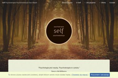 Psychoterapia Psychoedukacja SELF - Psycholog Zamość