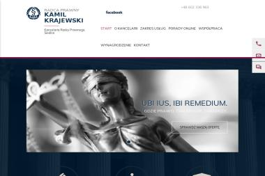 Kancelaria Radcy Prawnego Kamil Krajewski - Windykacja Siedlce