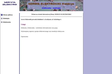 SERWIS ELEKTRONIKI - Automatyka Budynkowa Kwidzyn