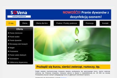 Sovena Pralnia chemiczna - Pranie Tapicerki Samochodowej Płock