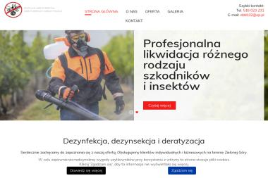 Firma Zakład DDD Marcin Kostyra - Dezynsekcja i deratyzacja Zielona Góra