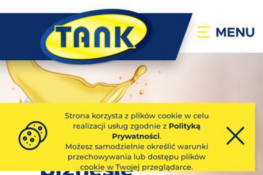 Firma TANK Sp. J. - Opał Toruń