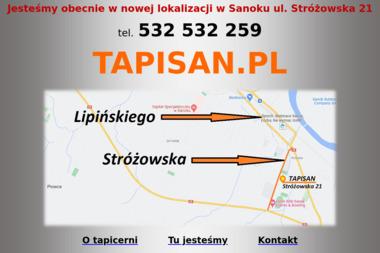 TAPISAN - Rzemiosło Sanok