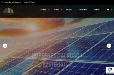 Tartak Rybojady - Skład Drewna Rybojady