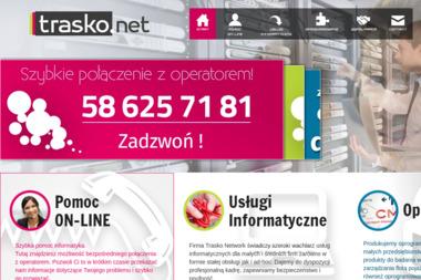 Trasko Network - Programista Gdynia