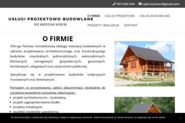 Usługi Projektowo-Budowlane inż. Krystian Wójcik - Fundamenty Cisiec