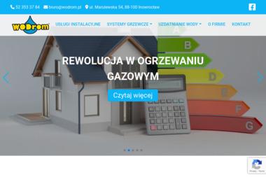 Firma Handlowo-Usługowa WODROM - Dostawy wody Inowrocław