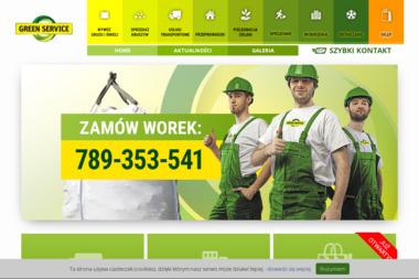 GREEN SERVICE SP. Z O.O. - Odśnieżanie dachów Sopot