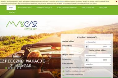 Max Car Wypożyczalnia - Wypożyczalnia samochodów Nysa