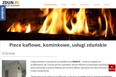 ZDUN.PL - Kominki Toruń