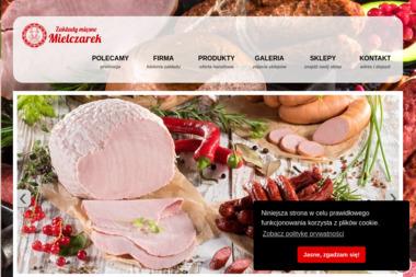 Zakłady Mięsne Mielczarek Sp. z o.o. Sp.k - Mięso Komorniki