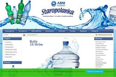 ABM Market FHU - Dystrybutory z Wodą Polanica-Zdrój