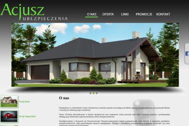 ACJUSZ Ubezpieczenia - Ubezpieczenie samochodu Tarnów