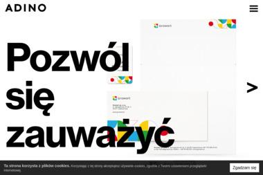 ADINO - Studio Brandingowe - Grafik Komputerowy Częstochowa