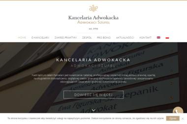 Kancelaria Adwokacka Adwokaci Szufel - Adwokat Kielce
