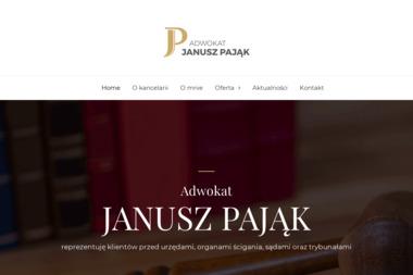 Kancelaria Adwokacka Adwokat Janusz Pająk - Windykacja Rybnik