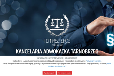 Kancelaria Adwokacka - Adwokat Tomasz Łącz - Kancelaria Adwokacka Tarnobrzeg