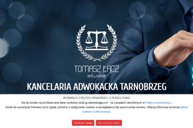 Kancelaria Adwokacka - Adwokat Tomasz Łącz - Adwokat Tarnobrzeg