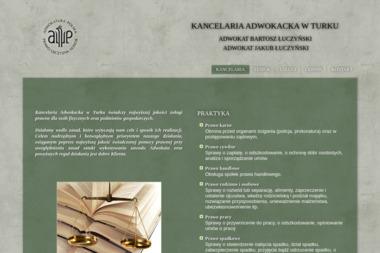 Kancelaria adwokacka - Adwokat Bartosz Łuczyński,  Adwokat Jakub Łuczyński - Prawnicy Rozwodowi Turek