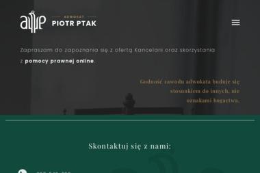 Kancelaria Adwokacka Adwokat Piotr Ptak - Mediatorzy Zamość