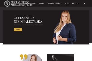 Adwokat Aleksandra Węglarz - Prawo Karne Gorzów Wielkopolski