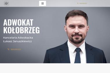 Kancelaria Adwokacka Łukasz Januszkiewicz - Kancelaria Adwokacka Kołobrzeg