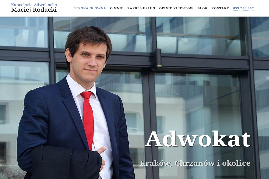Kancelaria Adwokacka Maciej Rodacki - Windykator Chrzanów
