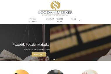 Adwokat Bogdan Merker - Prawo Rodzinne Katowice