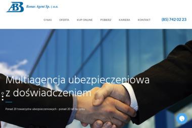 BONUS AGENT SP. Z O.O. - Ubezpieczenia Grupowe Białystok