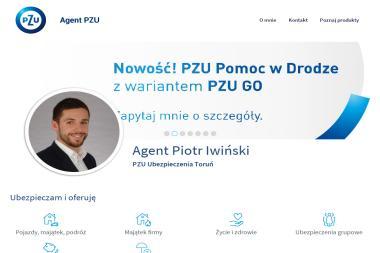 Piotr Iwiński - Ubezpieczenia Działalności Gospodarczej Toruń