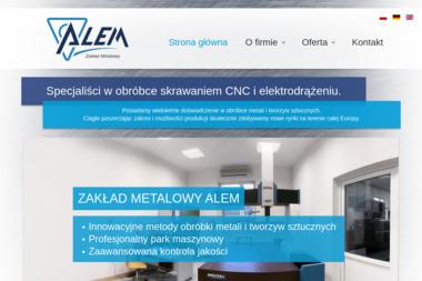 Zakład Metalowy ALEM Sp. z o.o. - Rzemiosło Trzebiatów