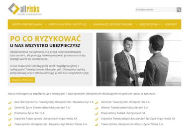 AllRisks Sp. z o.o. - Ubezpieczenie firmy Zabrze