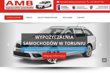 AMB Wypożyczalnia Samochodów - Wypożyczalnia samochodów Toruń